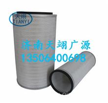 KW3052东风霸龙乘龙王红岩金麒麟空气滤清器/KW3052