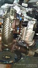新款途锐柴油版3.0T涡轮增压器原装漂亮拆车件/在