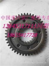 HW19710变速箱HW15710变速箱HW10变速箱主轴倒档齿AZ2210040317/AZ2210040317