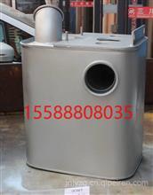 消声器  豪沃新款内排通用豪卡  WG9727540001   W1264/ WG9727540001