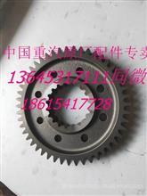HW19710变速箱HW15710变速箱HW10变速箱主轴一档齿轮AZ2210040340/AZ2210040340