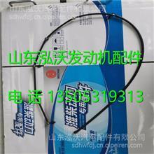 潍柴道依茨增压器回油管13022580