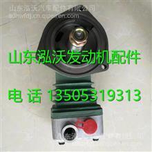 潍柴动力WP10打气泵空压机 612600130651