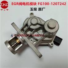 好帝 EGR阀电机模块 EGR阀总成 FG100-1207242 玉柴4F 原厂/FG100-1207242