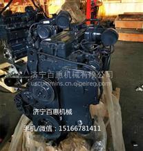 小松PC300-8M0挖掘机发动机裸机-缸体缸盖/中缸-油底壳/SAA6D114E-3裸机 油底壳