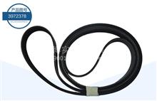 福田康明斯ISF2.8发动机皮带V-棱皮带多楔带8PK2255/ 3972378