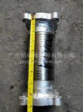 东风天锦原装消声器排气管波纹管/金属连接管总成1202010-KD100/1202010-KD100