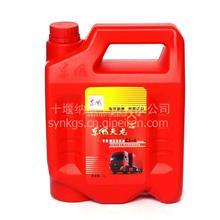 升级版东风天龙专用增压柴机油柴油发动机油润滑油4L 18L 200L /CI-4 20W-50