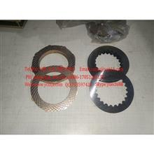 Clutch friction pla--离合器摩擦片GJ126W2B51-10 , 07000133/徐工吊车QY60K