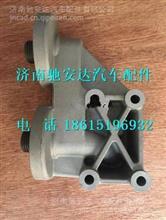 612600070343潍柴发动机配件机油滤清器座 /612600070343