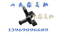 中国重汽原厂配件豪沃T7H转向节总成前桥转向节羊角总成亲人配件/13969096689