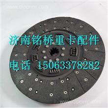 F3402-1600740A玉柴离合器压盘从动盘总成/F3402-1600740A