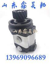 陕汽德龙奥龙华菱之星斯太尔潍柴340转向助力泵叶片齿轮泵27齿/13969096689