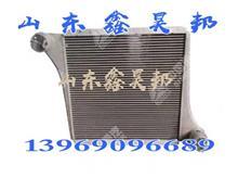 WG9719530250 中国重汽豪沃发动机中冷器散热器中冷水箱
