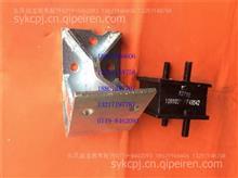 东风超龙校车发动机机脚垫 FF49542/校车机脚垫支架