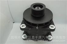 解放J6 4孔安装3000W电动空调专用发电机/解放J6发电机