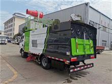 自卸式扫地车厂家 新型清扫车原理