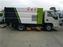 长安底盘小型洗扫车厂家直销 大型扫路车价格多少钱