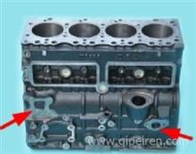 朝柴原厂气缸体机体 4102BZL-A11.02.10
