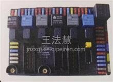 济南重汽配件中心销售豪沃12款中央电气接线盒WG9716582301/WG9716582301