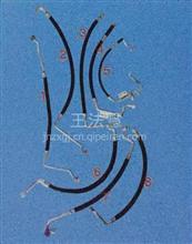 重汽配件中心销售汉风G7空调水管/汉风暖风水管