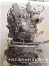 低价处理东风康明斯发动机总成国三340马力拆机件  二手车件/东风康明斯发动机总成