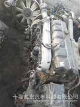 低价出售东风天龙雷诺发动机总成 拆车件 dci340-30/dci340-30