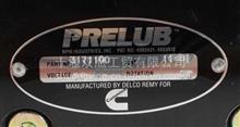 进口挖机预润滑装置 3171100带润滑油泵起动机162348714032马达/New 3171100 Cummins PreLub 24V