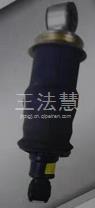 中国重汽配件中心批发销售新STR后气囊减震器WG1684447121/WG1684447121