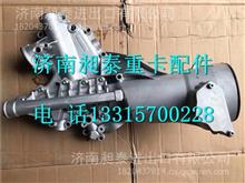 611600070166潍柴WH10发动机机油滤清器及冷却器总成/611600070166