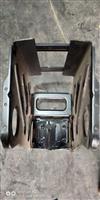 一汽长春解放新款J6国四国五配件 尿素箱支架 尿素箱焊接支架 尿素箱固定支架1160105-66V/A/1160105-66V/A