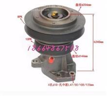 潍柴动力WD615风扇支架/风扇托架/612600061449
