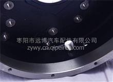 3966571 240-300马力飞轮壳总成东风原厂康明斯6CT发动机飞轮壳 /3966571