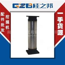 厦工XG833挖机排气波纹管供应商/17D0564