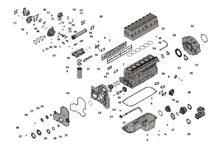 西安康明斯发动机定位销/70550X