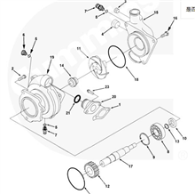 新品东风6BT6CT康明斯发动机发电机组专用原厂挺杆体顶杯C3931623/3931623