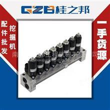 优质三一SY215C9挖掘机电磁阀组/60084801