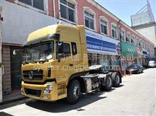 东风天龙新旗舰版560马力全车配件右支架总成-后处理器/1205262-H0100