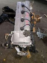 日产帕拉丁KA24发动机总成二手拆车件/日产帕拉丁KA24发动机总成二手拆车件