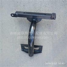 陕汽德龙X3000原厂右下踏板支架焊接总成/DZ14251241600