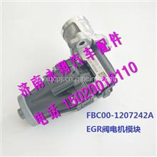 FBC00-1207242A玉柴4F发动机EGR阀电机模块/FBC00-1207242A