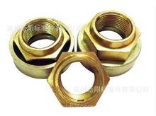 專業加工定制 各種材質規格鍍鋅A級臺階法蘭螺母/質優價廉