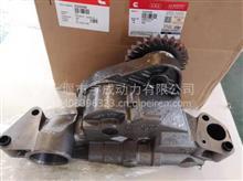 【4298995】适用于美国康明斯QSX15机油泵 ISX15机油泵 X15机油泵