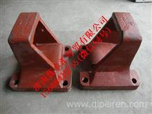 DZ9114524031陕汽德龙F3000后钢板弹簧座/DZ9114524031
