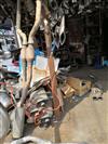 丰田锐志2.5排气管中段拆车件/丰田锐志2.5排气管中段拆车件