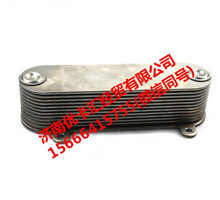 VG1246070012重汽WD618发动机机油冷却器芯/VG1246070012