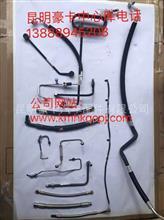 中国重汽豪沃轻卡原厂配件气管油管/各种型号