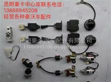 中国重汽豪沃轻卡原厂配件小电器灯/各类小电器