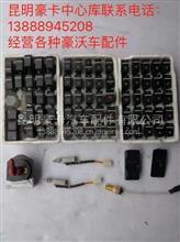 中国重汽豪沃轻卡原厂配件电器控制开关雾灯开关/各种型号
