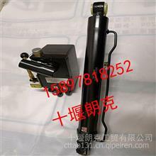 东风多利卡D9/D12驾驶室楼液压举升翻转升降油顶泵支撑杆油缸配件/5003010-C48785/5003100-T0101